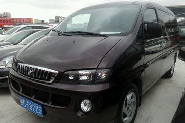 江淮 瑞风 2012款 2.0 手动 穿梭长轴标准型7座