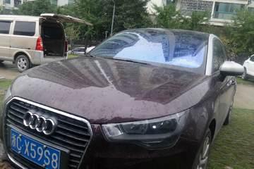 奥迪 A1两厢三门版 2013款 1.4T 自动 30TFSI中国限量版Ego Plus