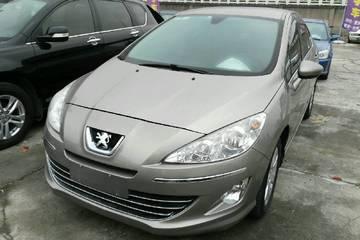 标致 408 2010款 1.6 自动 舒适型