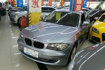 宝马 1系两厢五门版 2008款 2.0 自动 120i