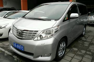 丰田 埃尔法 2011款 2.4 自动 豪华型