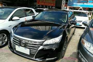 丰田 皇冠 2015款 2.5 自动 时尚版