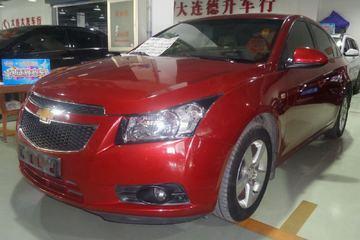 雪佛兰 科鲁兹三厢 2012款 1.8 自动 SX