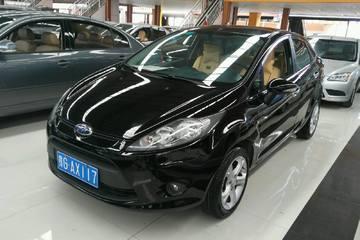 福特 嘉年华三厢 2010款 1.5 手动 光芒限定版