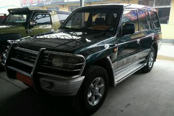 猎豹 黑金刚 2008款 2.4 手动 舒适型后驱