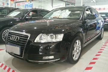 奥迪 A6L 2011款 2.4 自动 舒适型