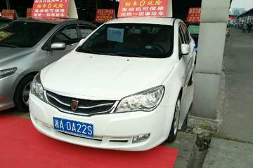 荣威 350 2010款 1.5 自动 D讯豪版