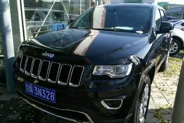 Jeep 大切诺基 2013款 3.6 自动 豪华导航版