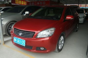 长城 C30 2012款 1.5 手动 精英型