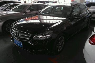 奔驰 E级 2014款 1.8T 自动 E260L运动型