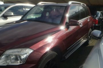 奔驰 GLK级 2012款 3.0 自动 GLK300动感型四驱