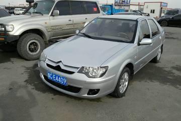 雪铁龙 爱丽舍三厢 2011款 1.6 手动 科技型 CNG油气混合