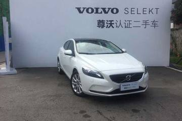 沃尔沃 V40 2017款 2.0T 自动 Cross Country T5智雅版四驱