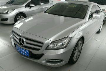 奔驰 CLS级三厢 2012款 3.5 自动 CLS300