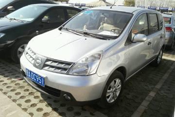 日产 骊威 2009款 1.6 手动 GT炫能型