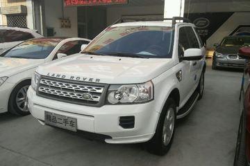 路虎 神行者 2012款 2.2T 自动 SD4 HSE 柴油