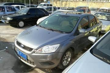 福特 福克斯三厢 2009款 1.8 手动 舒适型