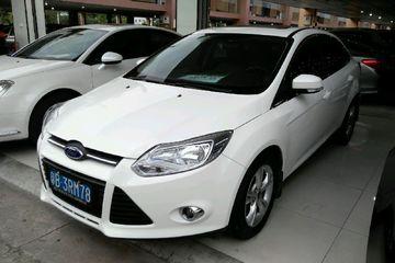 福特 福克斯三厢 2012款 1.6 自动 风尚型