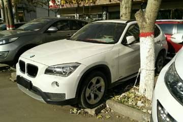 宝马 X1 2010款 2.0 自动 sDrive18i豪华型后驱