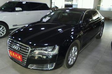 奥迪 A8L 2012款 3.0T 自动 (333HP)豪华型四驱