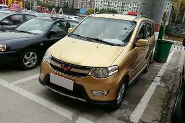五菱 宏光 2014款 1.2 手动 S舒适型5-8座