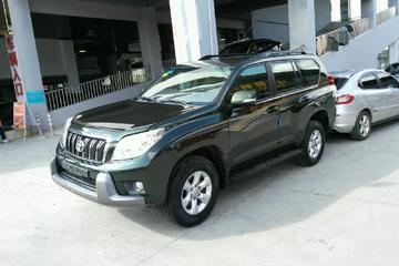 丰田 普拉多 2010款 2.7 自动 豪华版