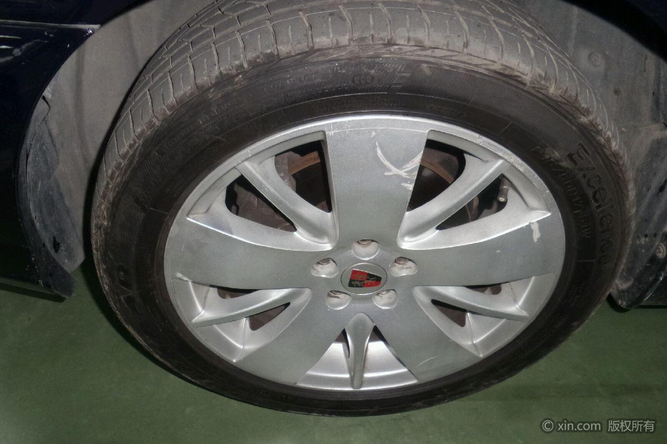 荣威7502007款2.5自动e贵雅版探索者有牛腿设计图片