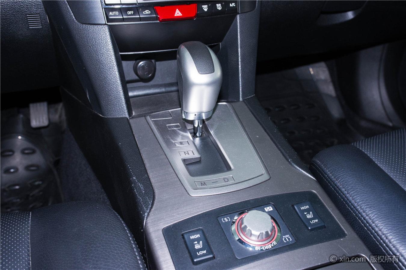 斯巴鲁 傲虎 2010款 3.6 自动 r豪华导航版全价17.68万