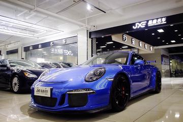 保时捷 911 2013款 3.8 自动 GT3