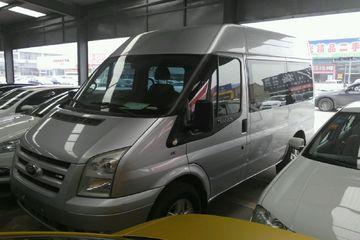 福特 全顺新世代 2008款 2.4T 手动 豪华型短轴中顶6-9座 柴油