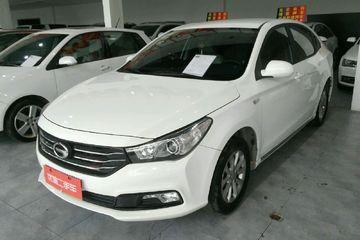 广汽传祺 传祺GA3S视界 2014款 1.6 手动 精英版