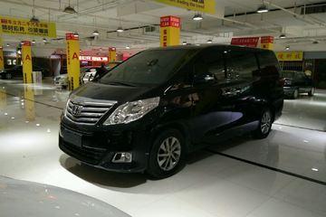 丰田 埃尔法 2012款 3.5 自动 尊贵版