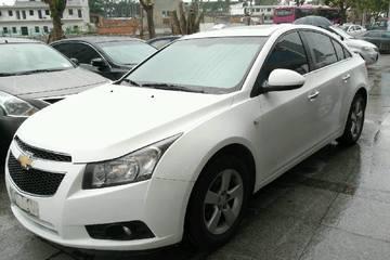 雪佛兰 科鲁兹三厢 2011款 1.8 自动 SE