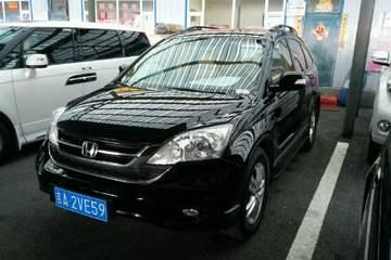 本田 CR-V 2010款 2.4 自动 VTi尊贵导航型四驱