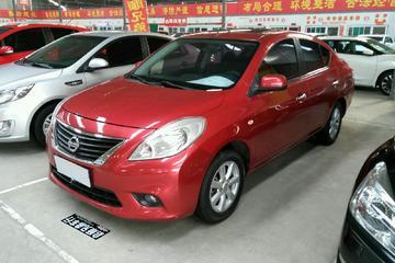 日产 阳光 2011款 1.5 自动 XL豪华版