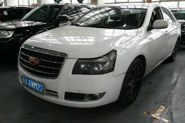 吉利汽车 EC8 2011款 2.0 自动 豪华型
