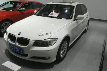 宝马 3系 2010款 2.0 自动 318i进取型
