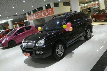 华泰 圣达菲经典 2012款 1.8T 手动 豪华型前驱