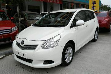 丰田 逸致 2012款 1.8 自动 V精英多功能版7座