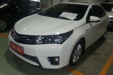 丰田 卡罗拉 2014款 1.6 自动 GLX-i导航版