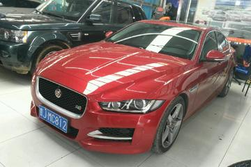 捷豹 XE 2015款 2.0T 自动 200PS R-SPORT