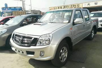 福田 萨普 2013款 2.8T 手动 舒适版V后驱 柴油
