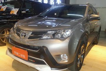 丰田 RAV4 2015款 2.0 自动 都市版前驱