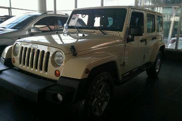 Jeep 牧马人 2012款 3.6 自动 Sahara四门