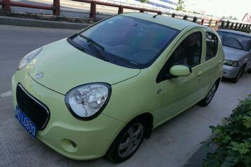 吉利汽车 熊猫 2010款 1.3 自动 爱她版尊贵型