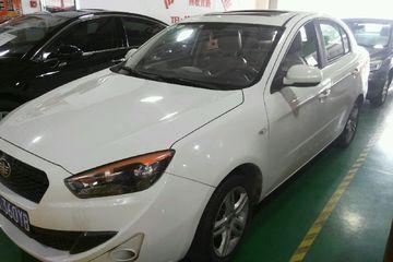 一汽 欧朗三厢 2012款 1.5 自动 豪华型