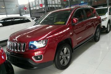 Jeep 指南者 2014款 2.4 自动 舒适版四驱 改款