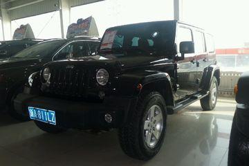 Jeep 牧马人 2014款 2.8T 自动 Sahara四门 柴油