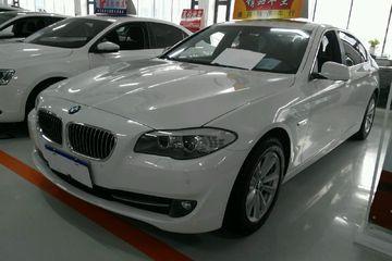 宝马 5系 2013款 2.0T 自动 525Li豪华型