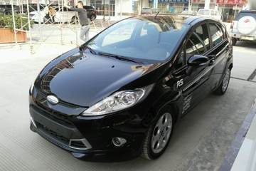 福特 嘉年华两厢 2011款 1.5 自动 劲动型